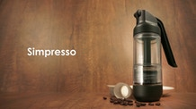 Simpresso - enjoy espresso beverages anytime @ anywhere