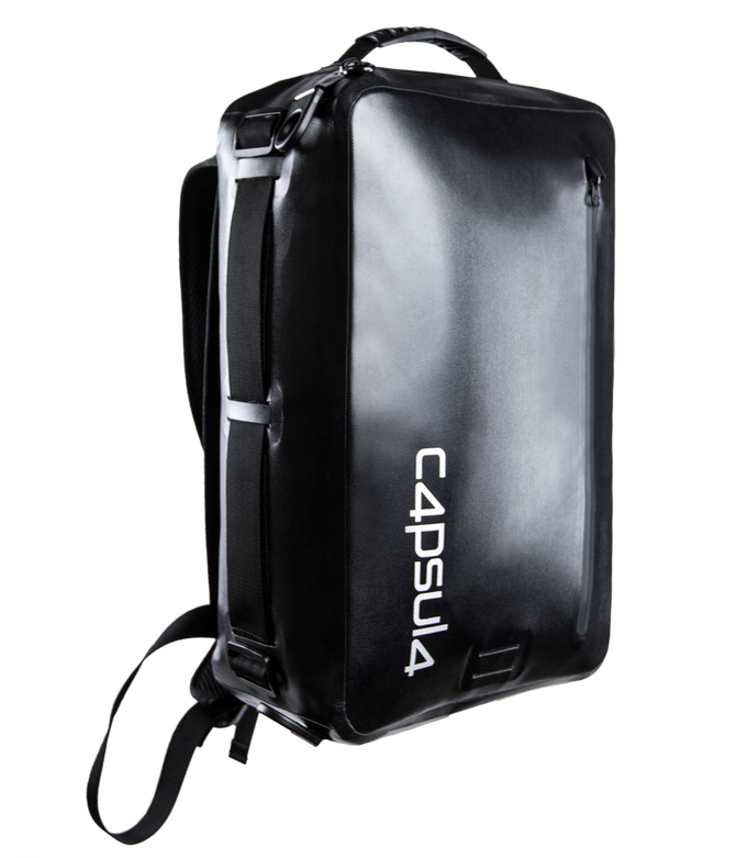 004d521069 HOW CAPSULA LOOKS WITH OUR REFLECTIVE LOGO!