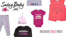 Swing Baby Ink: Empowering Girls To Be MORE