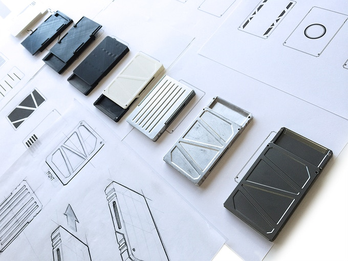 Titan A Gentlemans Business Card Holder / Minimalist Wallet