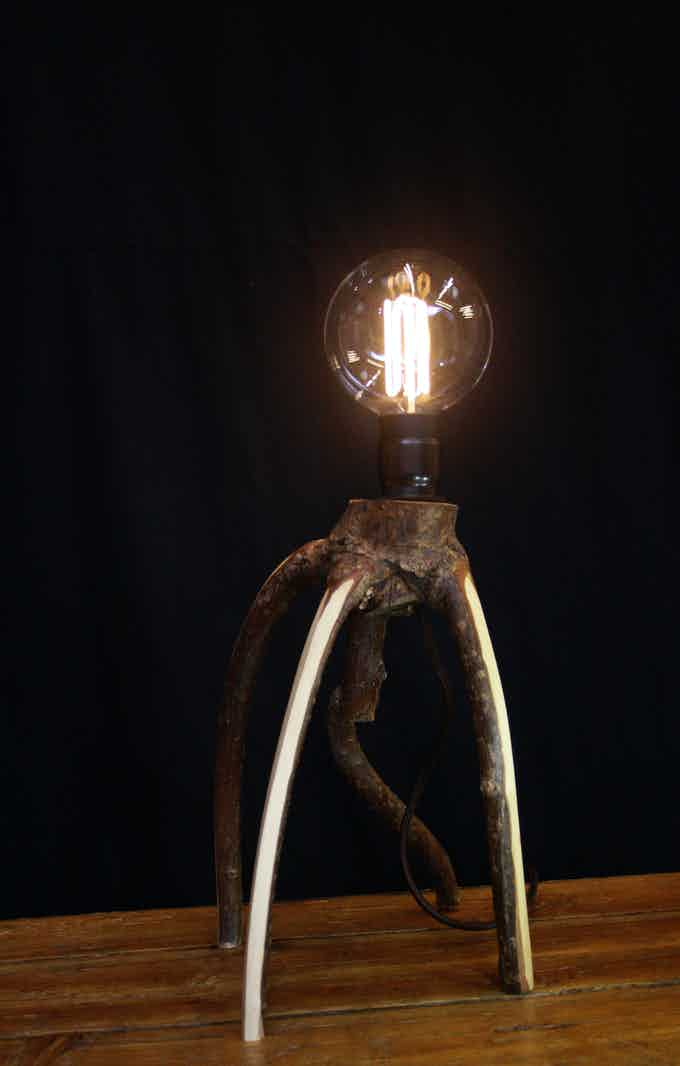 The Scuttler Table Lamp