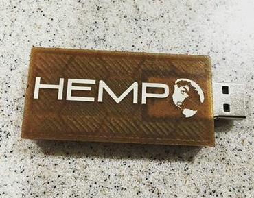 Hempearth Limited Edition The World's First HEMP USB 16GB