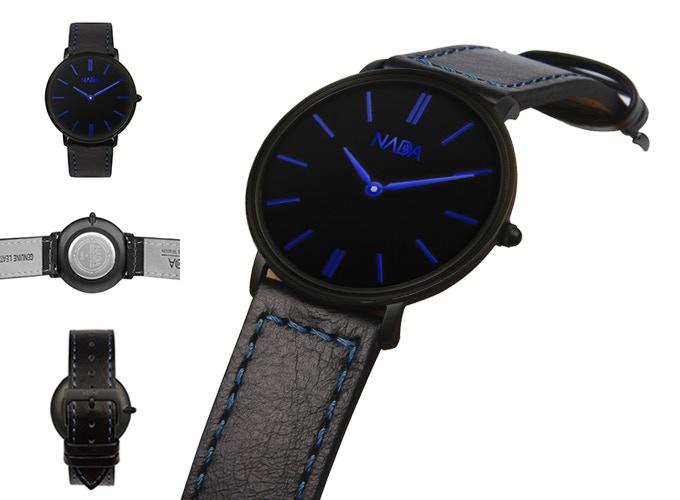 Prestige Blue Black, Matte, 40mm