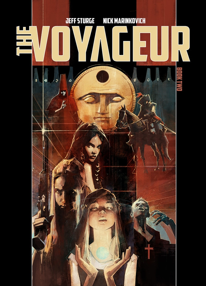 The Voyageur - Book 02