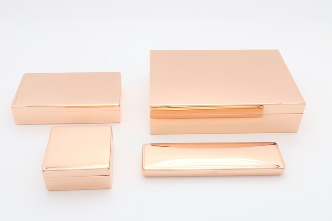 The Lund Luxe Set in Rose Gold (Reward #8)