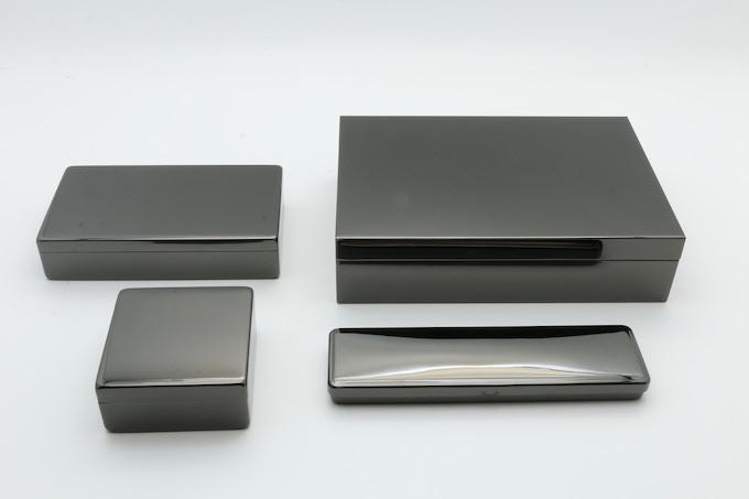 The Lund Luxe Set in Gunmetal (Reward #8)