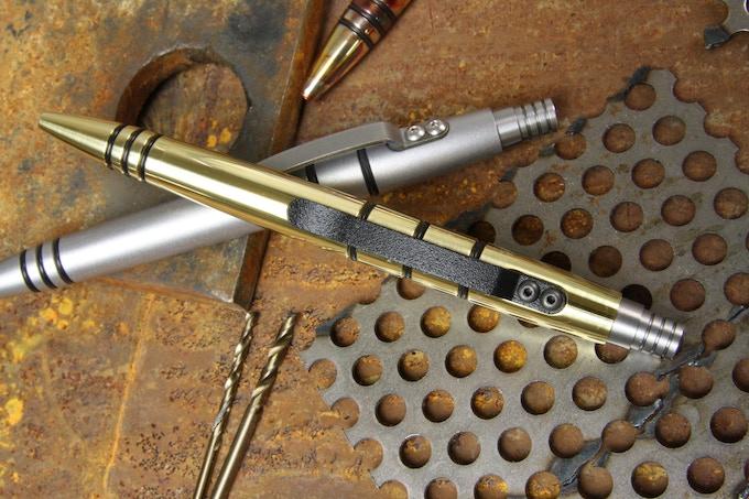 Polished Brass Mini-Click