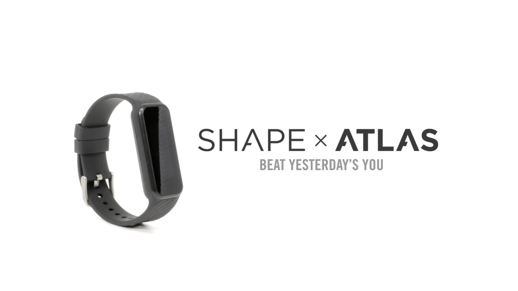 Shape by Atlas, The First 24/7 Fitness Coach project video thumbnail