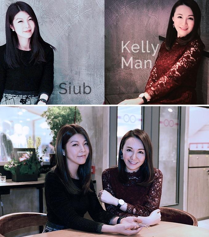 Siub and Kelly Man