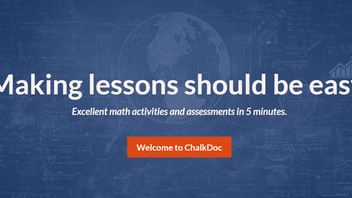 ChalkDoc: An easier way to make lessons