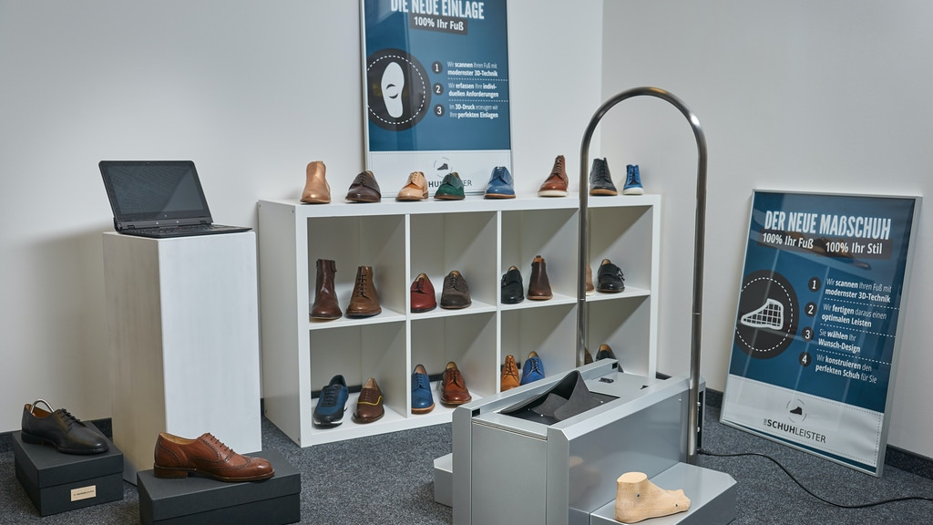 Schuhleister: Customized Shoes Via Industry 4.0 project video thumbnail