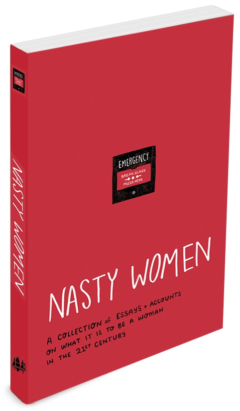 A mock-up of how Nasty Women will look