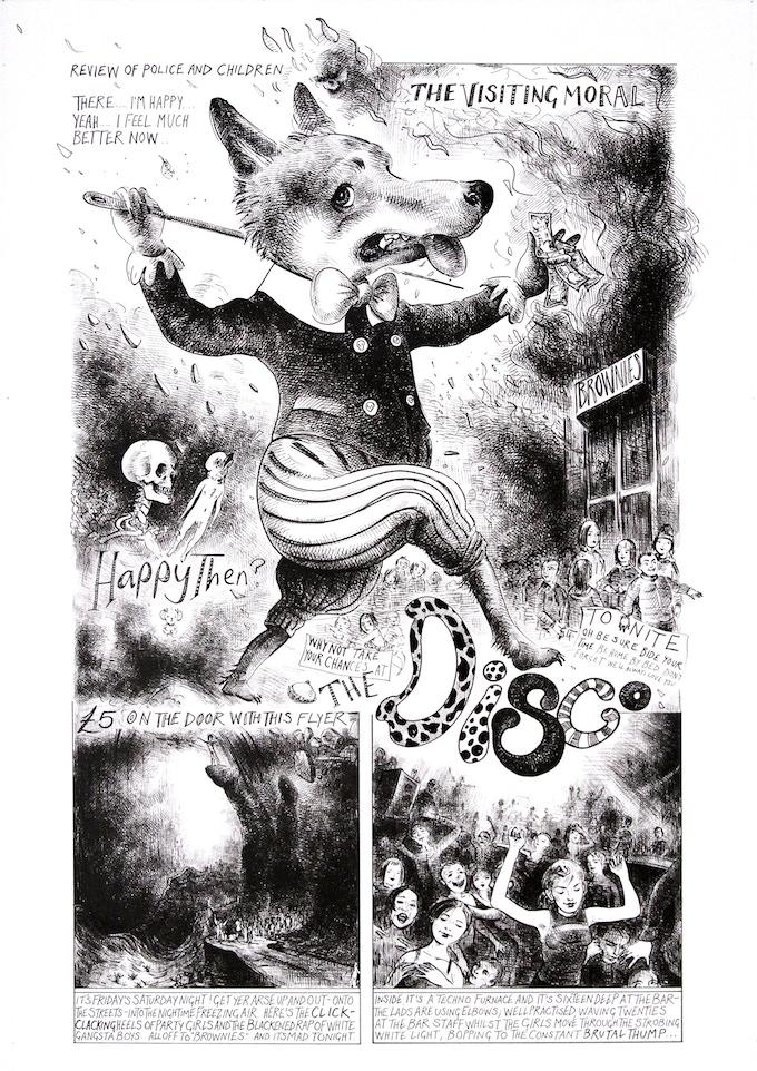 "Deryk Thomas Glycee ""We Are Him"" Print 1"