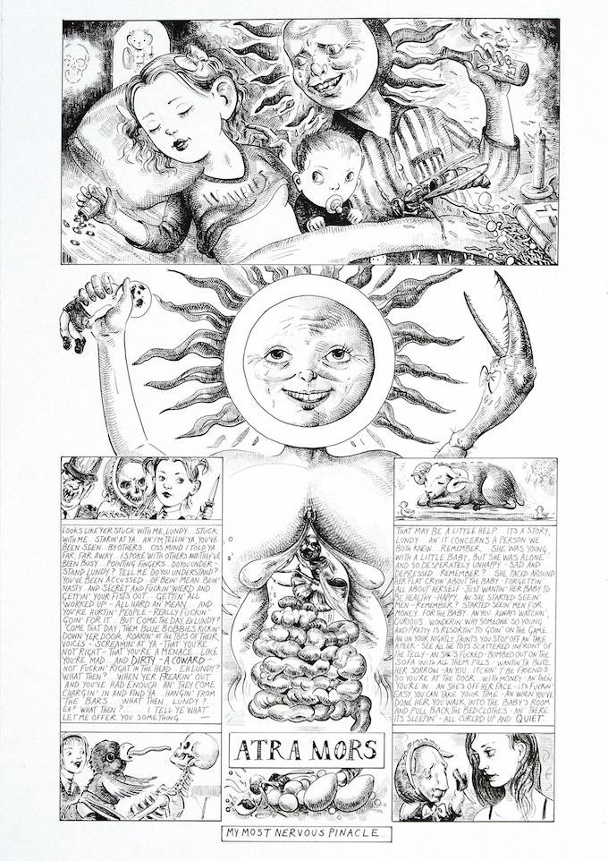 "Deryk Thomas Glycee ""We Are Him"" Print 3"