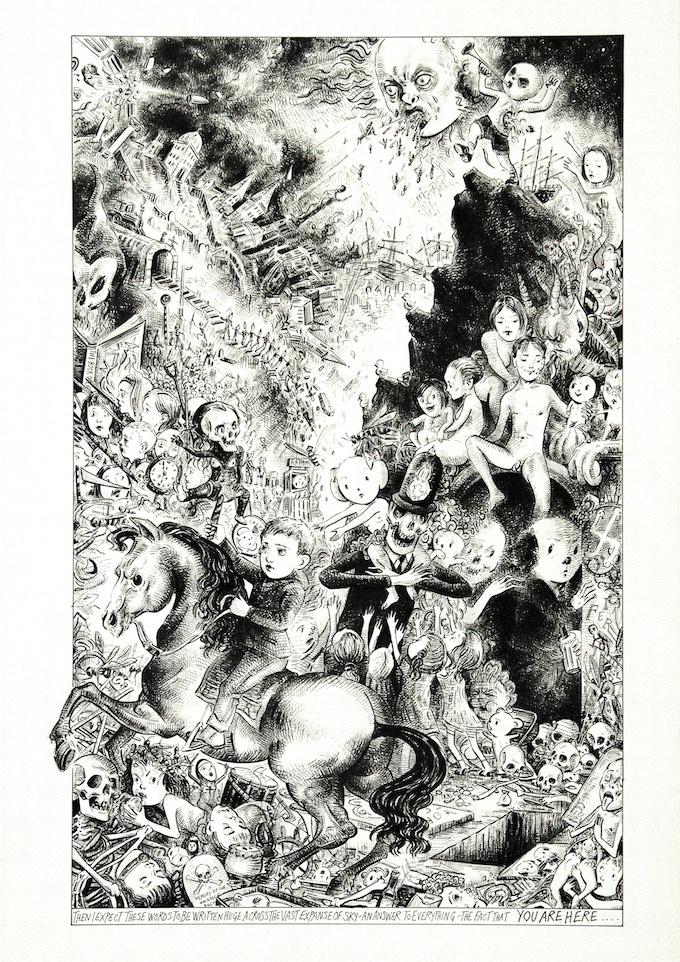 "Deryk Thomas Glycee ""We Are Him"" Print 4"