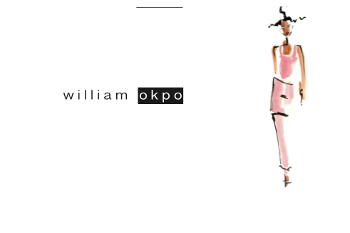 William Okpo-Women's Contemporay Clothing Brand by William