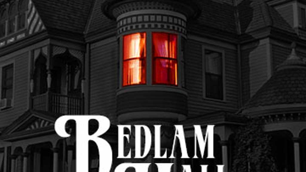 Bedlam Hall - A Macabre Victorian Role-Playing Game project video thumbnail