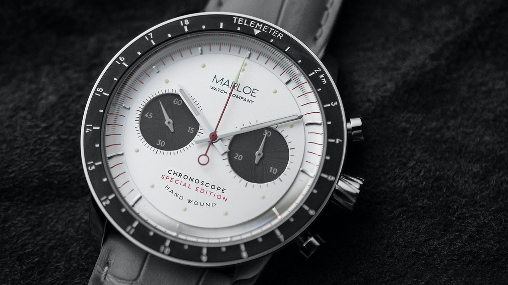 Lomond Chronoscope Hand-Wound Watch project video thumbnail