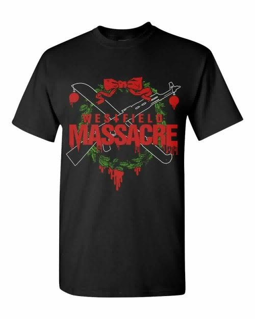 """Exclusive Kickstarter Only """"Silent Night"""" T-Shirt"""