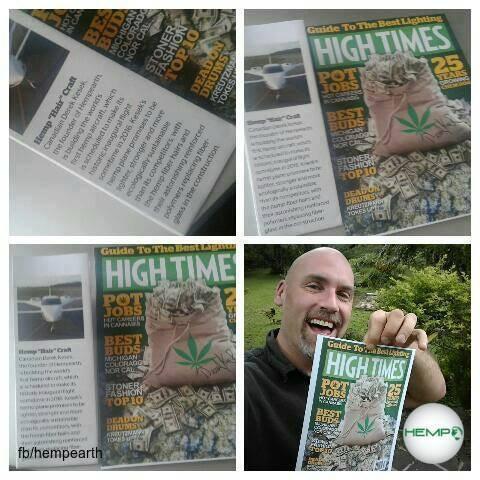 HIGH TIMES MAGAZINE DEREK KESEK #489 Issue October 2016