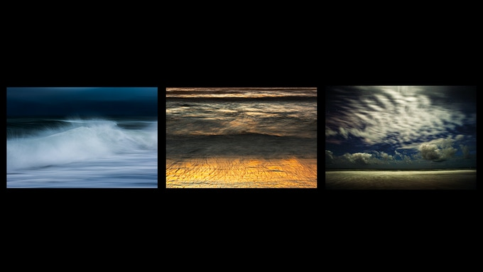 """Edge of Light"" Series Print Reward - Each 12 by 8 inches"