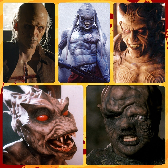 A select few images of practical special effects work I supervised/created during my 15 year career (clockwise from top left: The Devil's Tomb, Weird Science, Wishmaster 2, Toxic Avenger 2, Mirror Mirror)