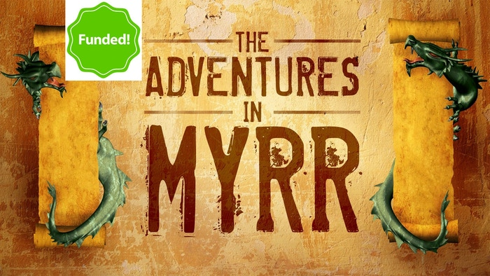 World of Myrr Adventure Modules and Handbook for 5th Edition