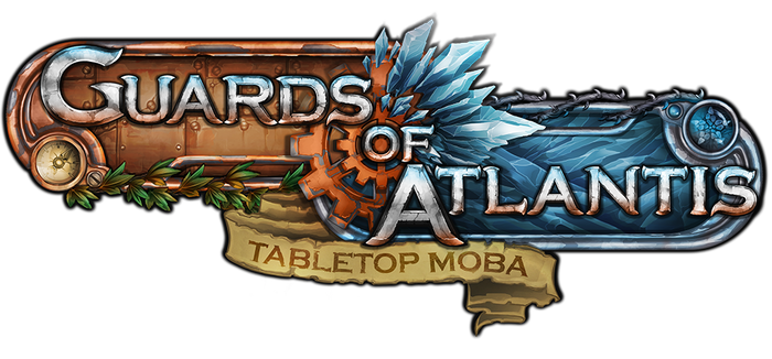 The Guards of Atlantis is a competitive, team-based multiplayer battle arena (MOBA) game for 2-9+ players set in a steampunk world.