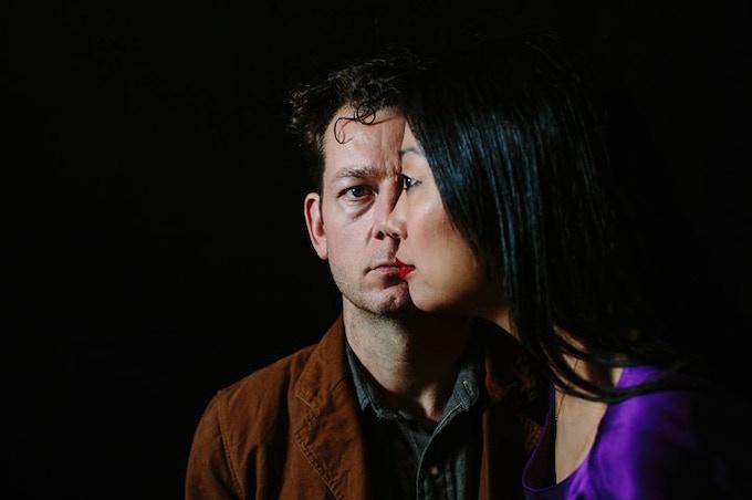 Conrad Harris and Pauline Kim