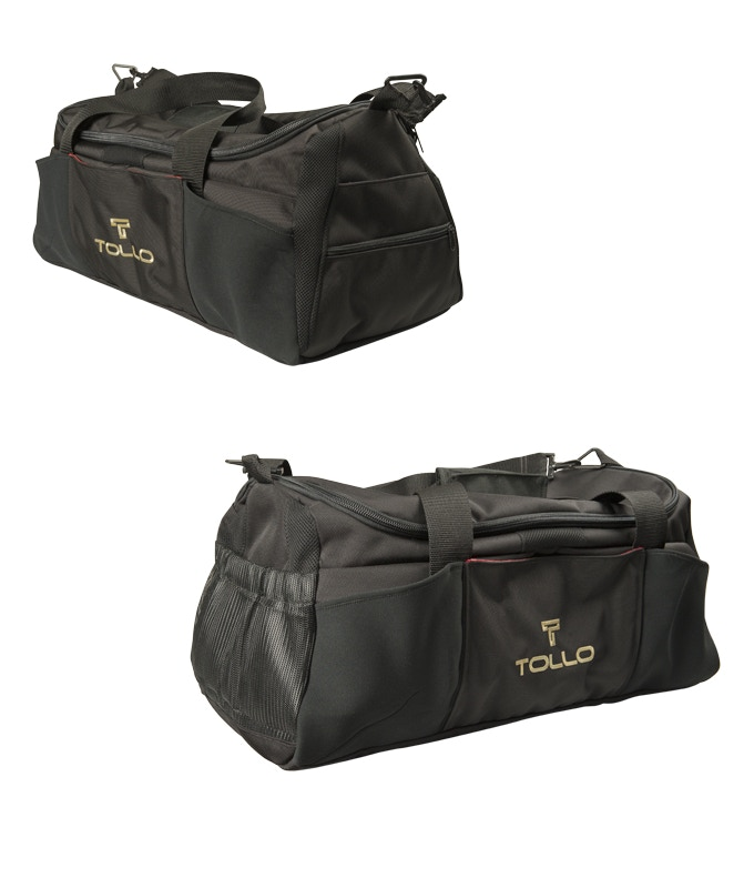 Tollo Gym And Travel Duffle The Bag That Doesn T Smell