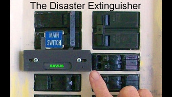 SAVUS - A unique, low cost solution for power loss disasters