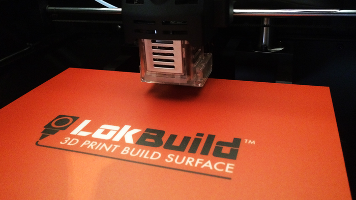 The ultimate printing surface for 3D printers. LokBuild provides a durable and stable build surface whilst preventing model warping.