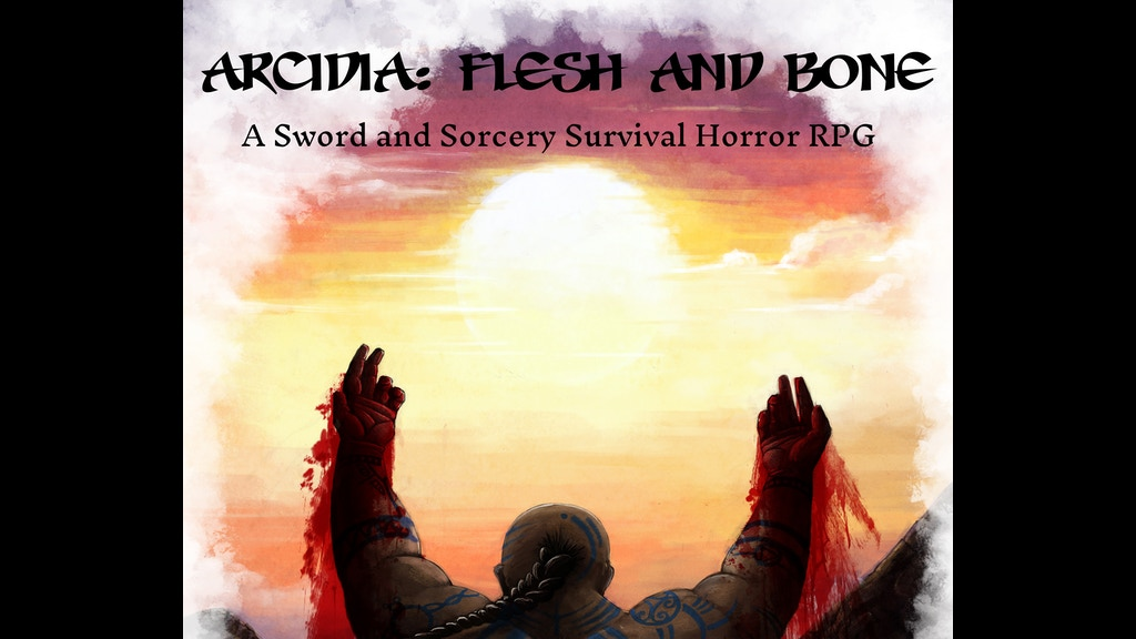 Arcidia: Flesh & Bone project video thumbnail