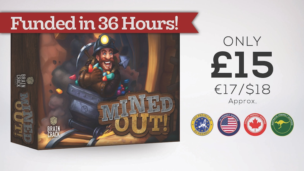 Mined Out! The Pocket-Sized Mining Game project video thumbnail