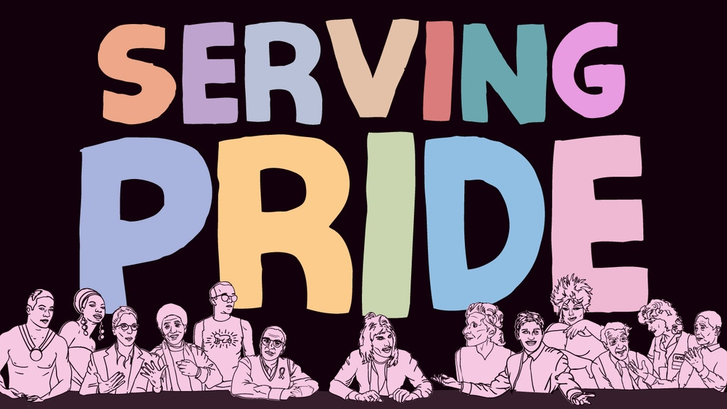 Serving Pride: The Queer History Dinner Party Handbook project video thumbnail