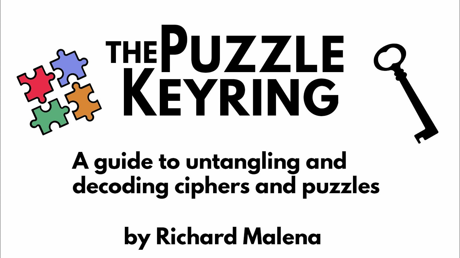 The Puzzle Keyring by Richard Malena » The regular Puzzle