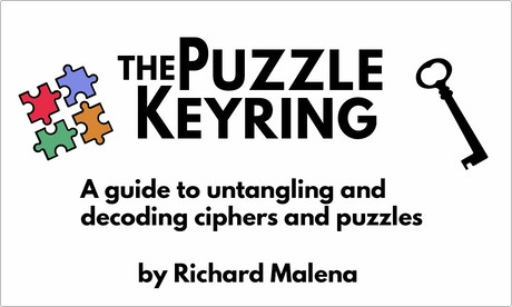 The Puzzle Keyring by Richard Malena —Kickstarter