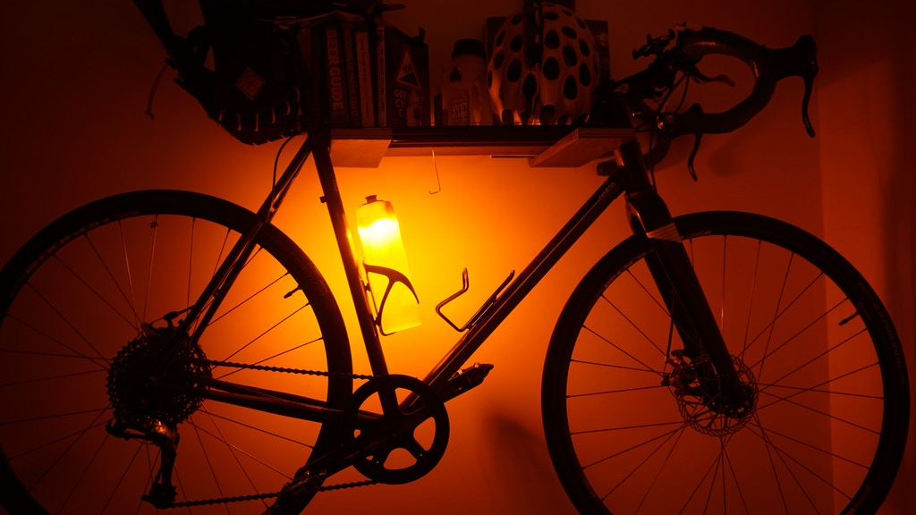 The Orb - Bike Light and Bottle for 360° Visibility project video thumbnail