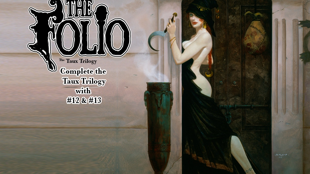 The Folio #12 & #13 Taux Trilogy Completion project video thumbnail