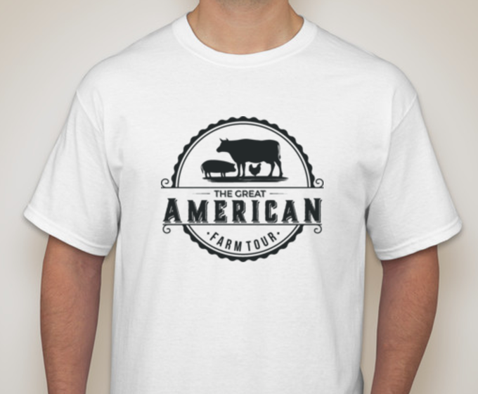 Show your support with Organic T's