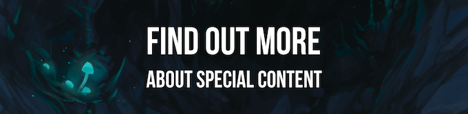 Click me to find out details on custom content and the immersion experience weekend!