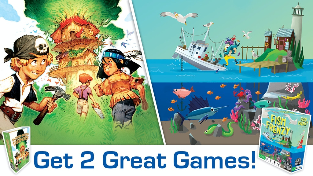 Get 2 Great Games & Help Save Crash Games! project video thumbnail