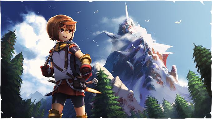 Kuruna - your avatar in this epic journey.