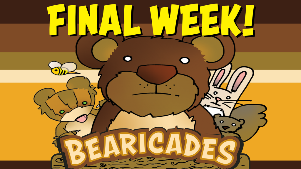 Bearicades project video thumbnail