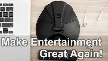 ET Mini: Make Entertainment Great Again!