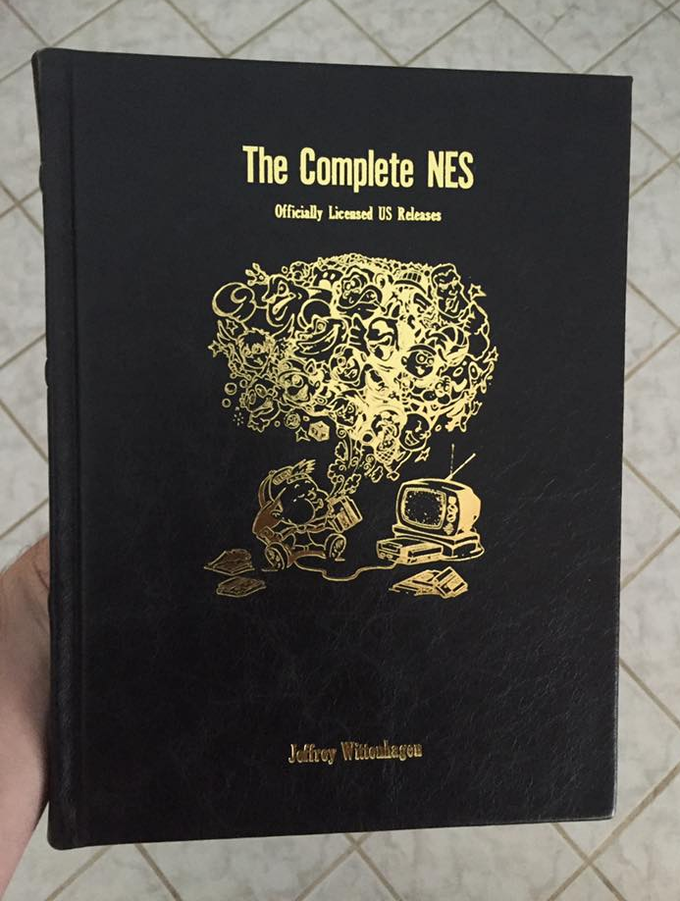 This is a Sample of the Tome