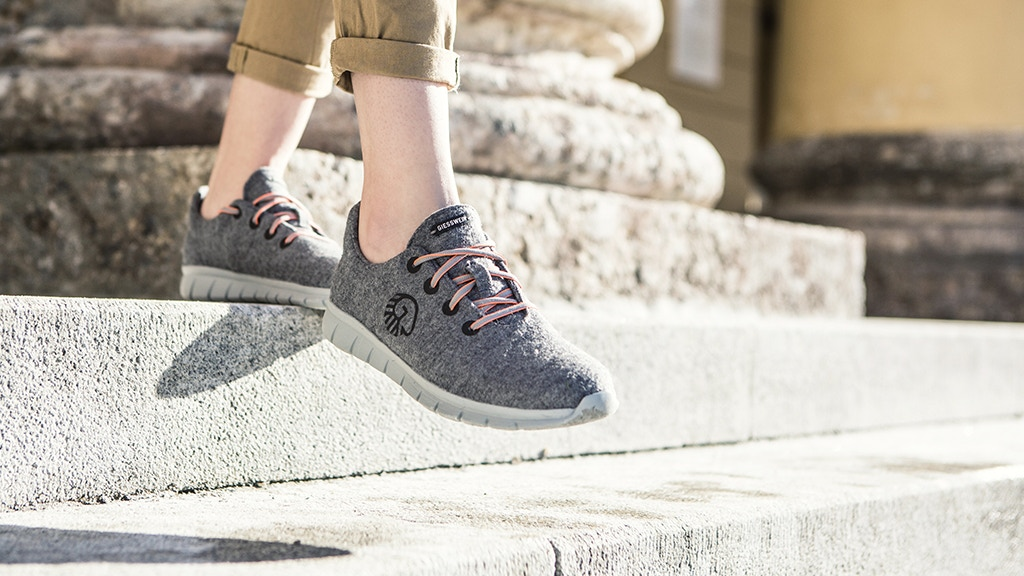 Merino Runners - Woolen Comfort Shoes / 13 different colors project video thumbnail