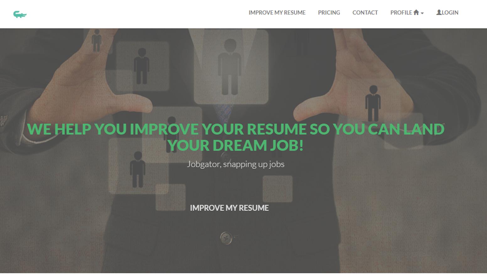 jobgator the easier way to get your dream job by benjamin gelb