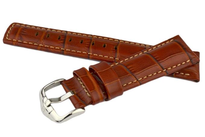 Xodira Sweep Rox gold brown strap