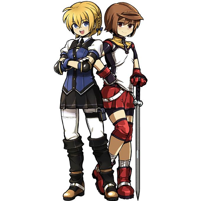 Erin and Kuruna